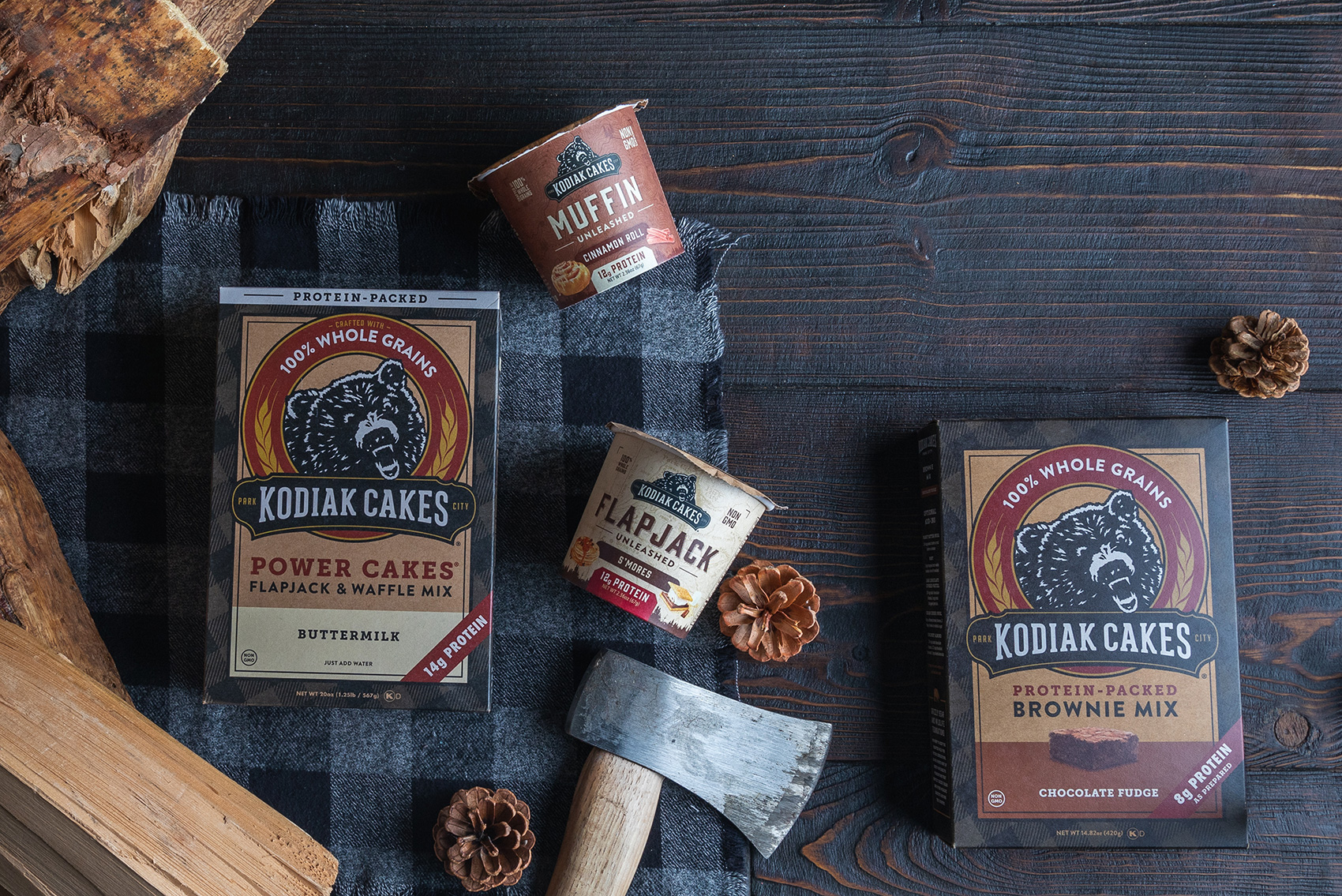 Kodiak Cakes Products